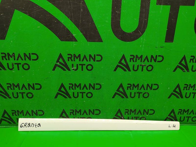 Накладка двери Lada Granta 2011 передняя левая (б/у)