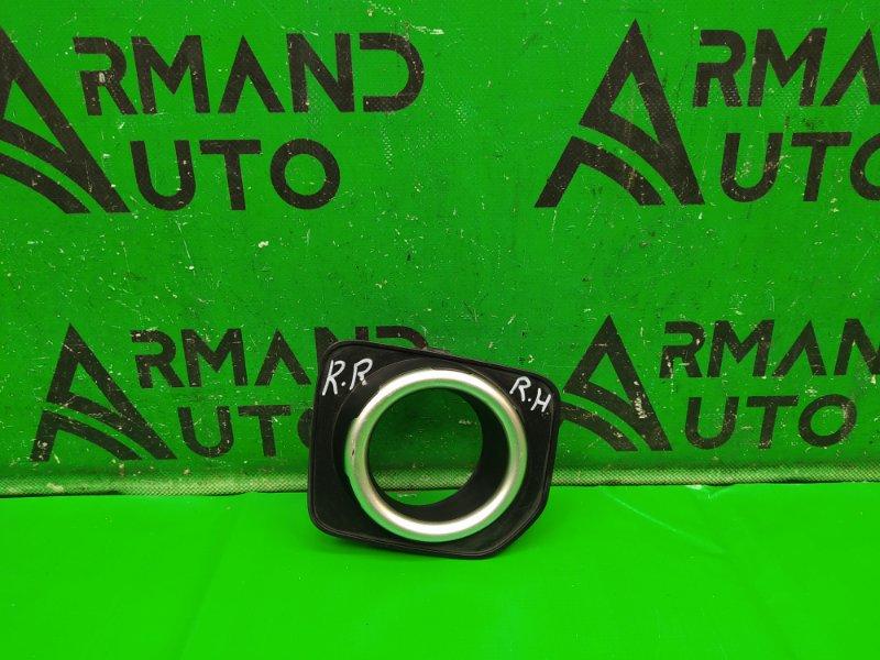 Накладка птф Land Rover Discovery 4 РЕСТАЙЛИНГ 2013 правая (б/у)