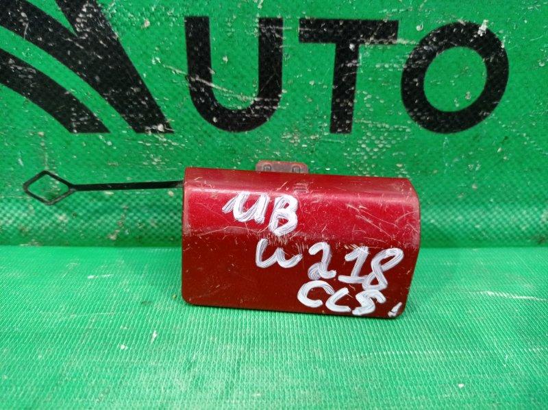 Заглушка буксировочного крюка Mercedes Cls C218 2010 задняя (б/у)