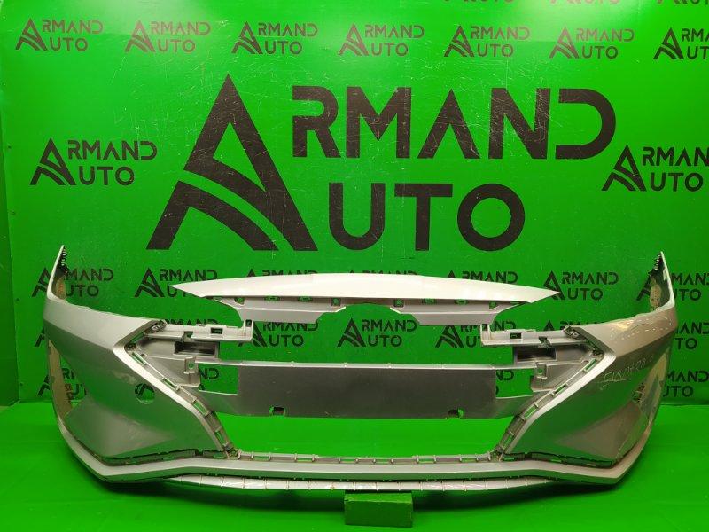 Бампер Hyundai Elantra 6 AD 2018 передний (б/у)