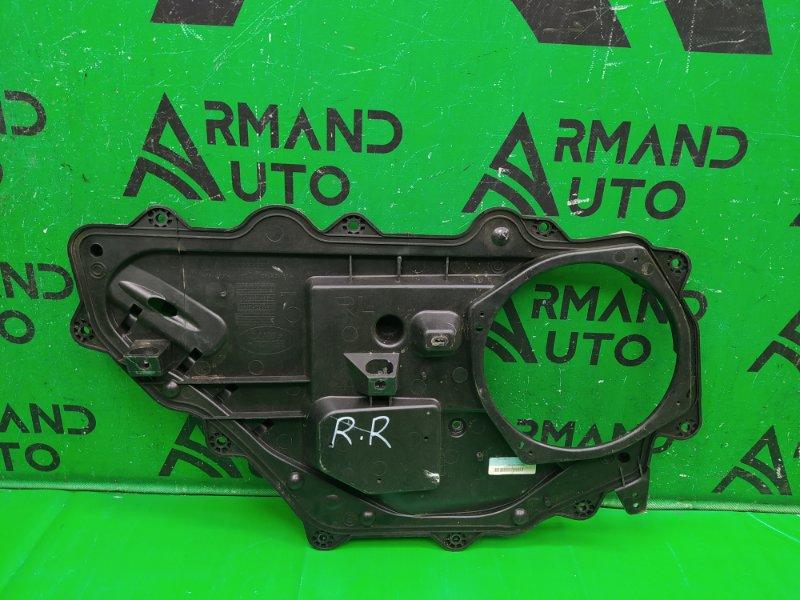 Панель двери Land Rover Range Rover Sport 2 2013 задний левый (б/у)