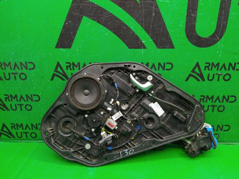Стеклоподъемник Hyundai I30 2012 задний правый (б/у)