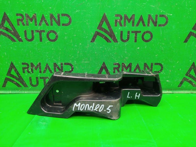 Кронштейн бампера Ford Mondeo 5 2014 задний левый (б/у)