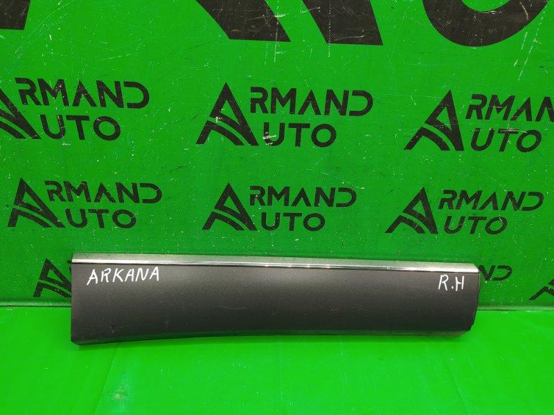 Накладка двери Renault Arkana 1 2019 задняя правая (б/у)
