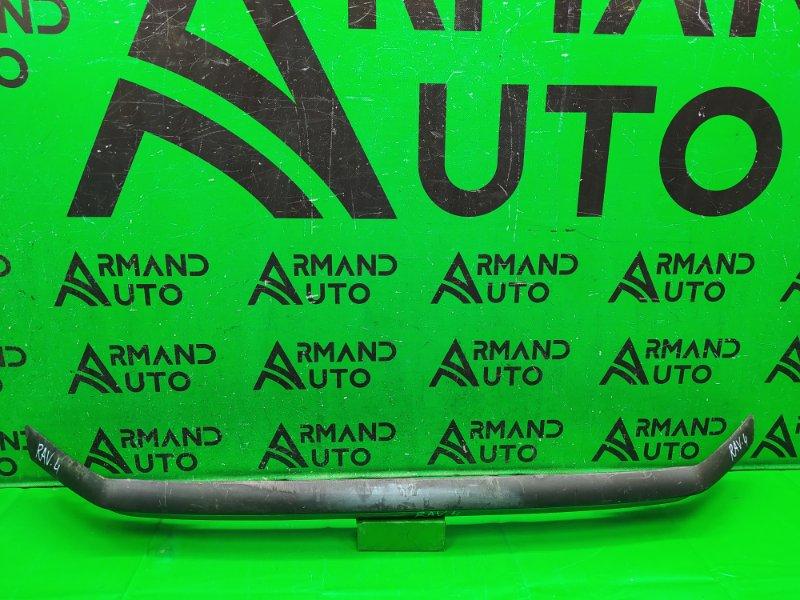 Юбка бампера Toyota Rav4 2012 передняя (б/у)