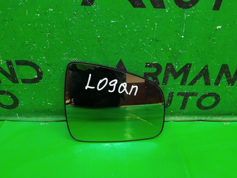 Зеркальный элемент Renault Logan 2 2014 правый (б/у)