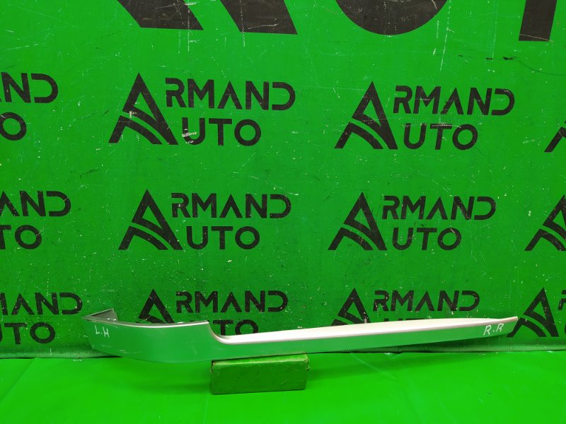 Накладка бампера Land Rover Range Rover Vogue 4 2012 задняя левая (б/у)