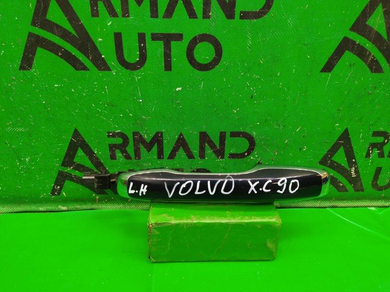 Ручка двери Volvo Xc90 2 2014 передняя левая (б/у)