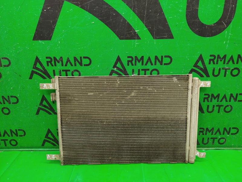 Радиатор кондиционера Skoda Octavia A7 2013 (б/у)