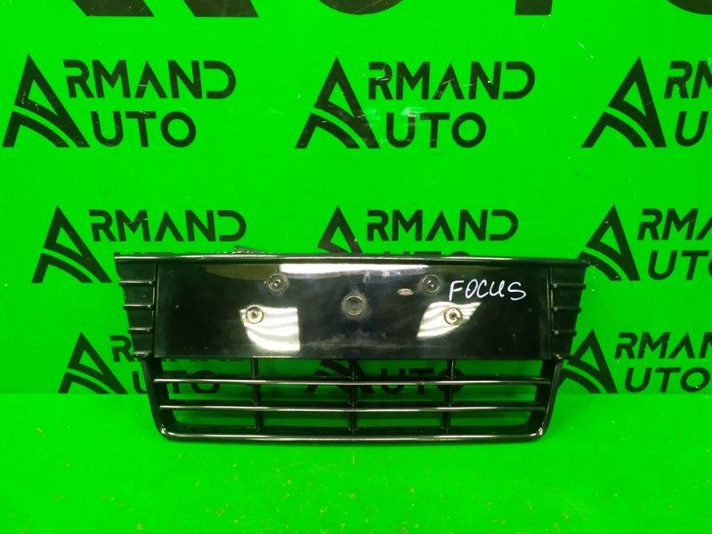 Решетка бампера Ford Focus 3 2011 (б/у)