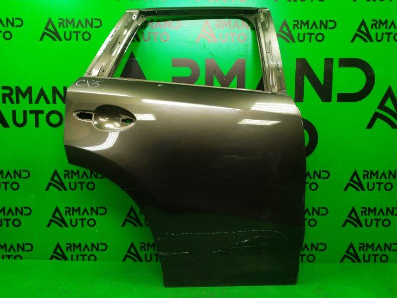 Дверь Mazda Cx-5 Cx5 1 2011 задняя правая (б/у)
