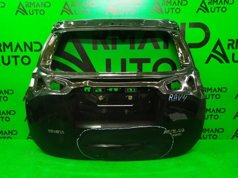 Дверь багажника Toyota Rav4 CA40 2012 (б/у)