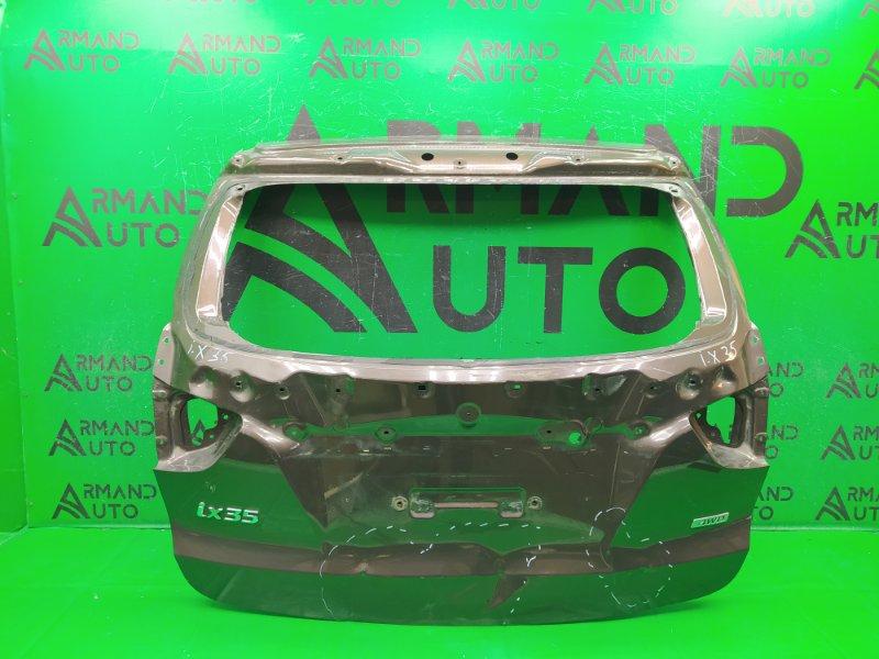 Дверь багажника Hyundai Ix35 2010 (б/у)