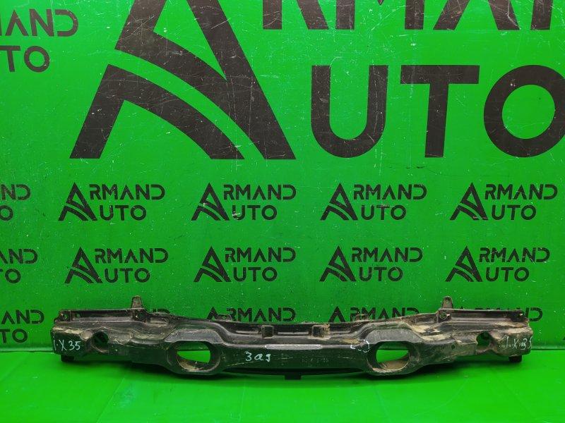 Усилитель бампера Hyundai Ix35 2010 задний (б/у)