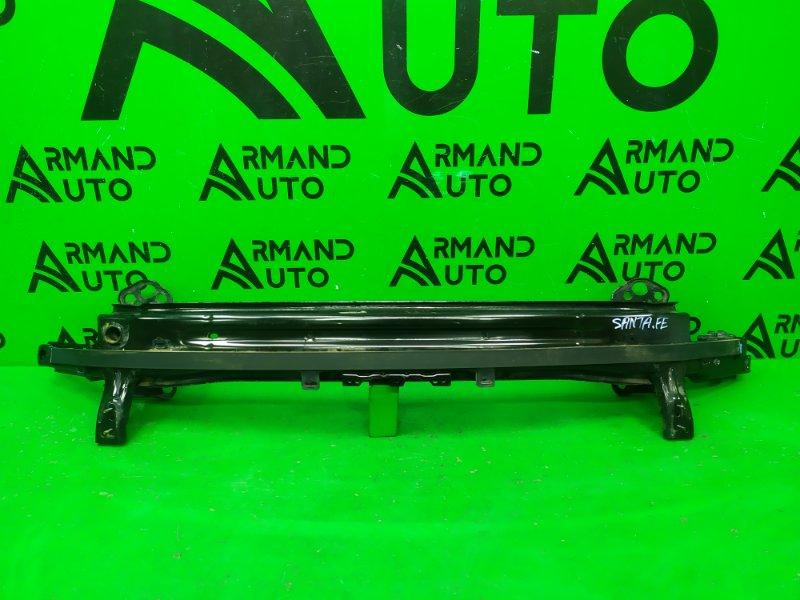 Усилитель бампера Hyundai Santa Fe 3 2012 передний (б/у)