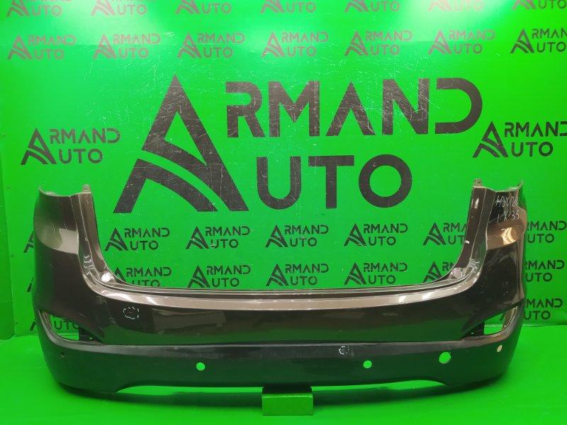 Бампер Hyundai Ix35 2010 задний (б/у)