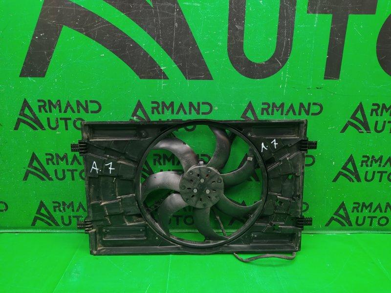 Диффузор вентилятора Skoda Octavia A7 2013 (б/у)