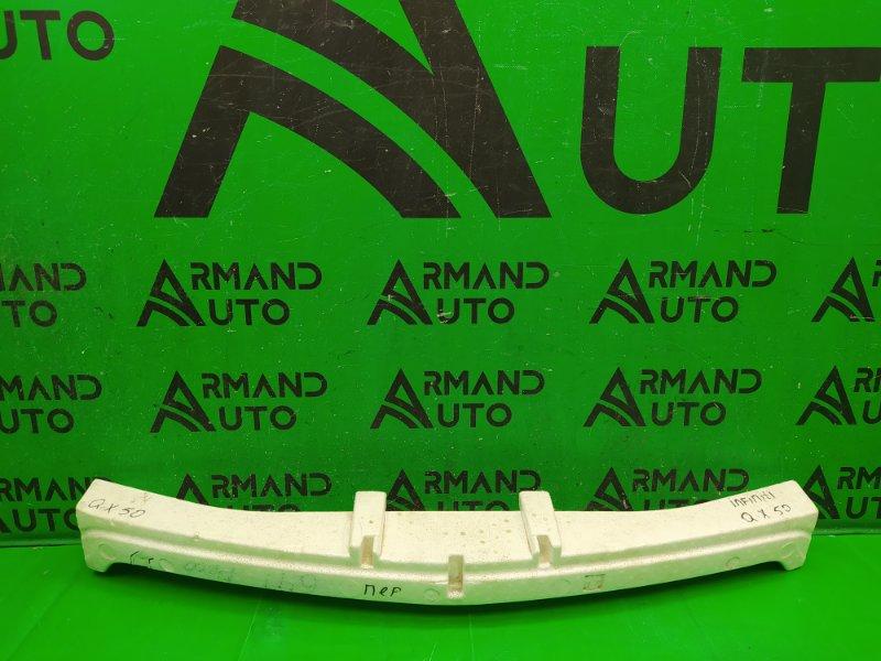 Абсорбер бампера Infiniti Ex J50 2007 передний (б/у)