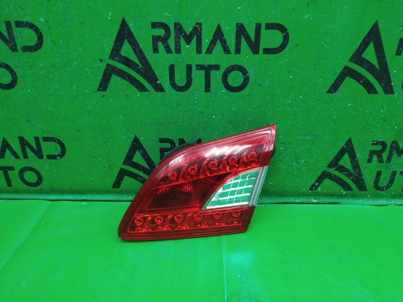 Фонарь внутренний Nissan Sentra B17 2012 правый (б/у)
