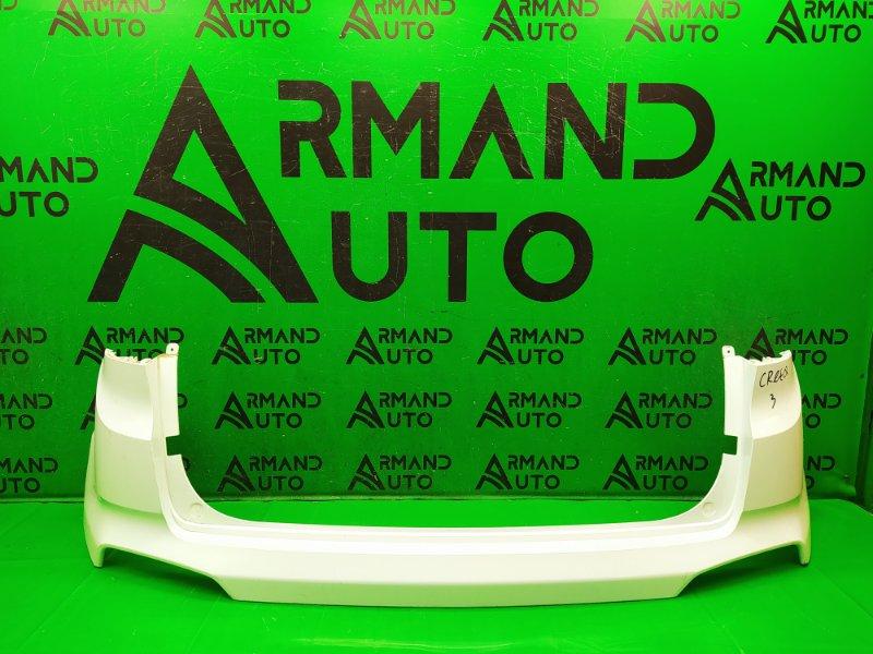 Бампер Hyundai Creta 2016 задний (б/у)