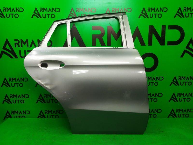 Дверь Mercedes Gle Coupe C292 2015 задняя правая (б/у)