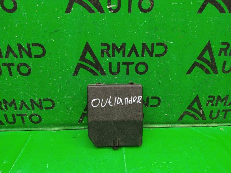 Крышка блока предохранителей Mitsubishi Outlander 3 2012 (б/у)