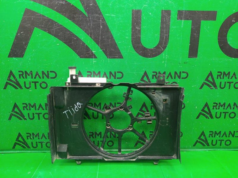 Диффузор вентилятора Nissan Sentra B17 2012 (б/у)