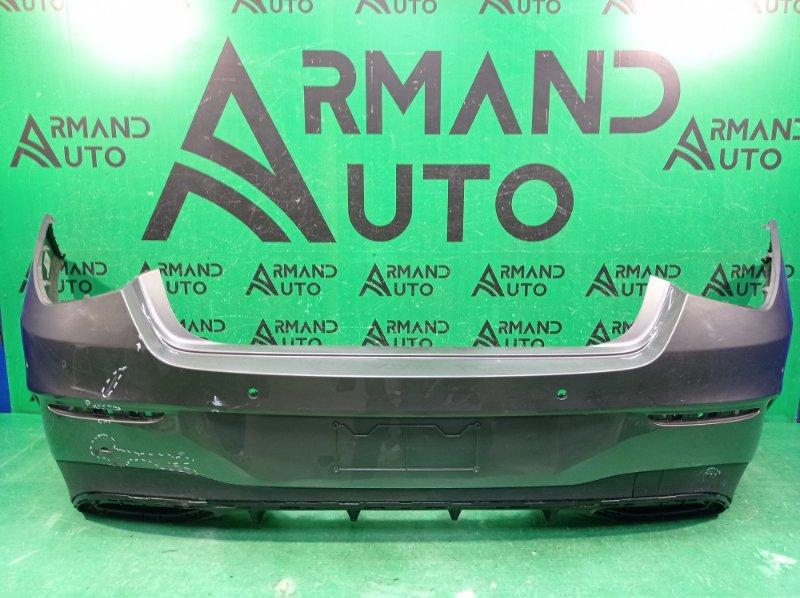 Бампер amg Mercedes Cla C118 2019 задний (б/у)