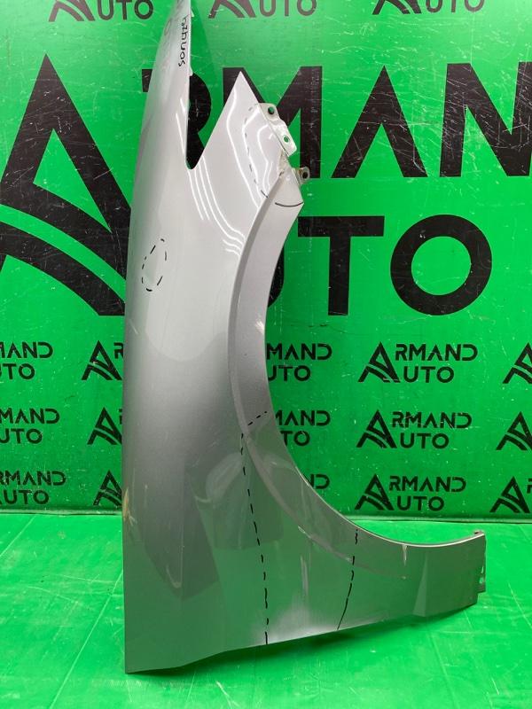 Крыло Hyundai Sonata 8 2019 переднее правое (б/у)