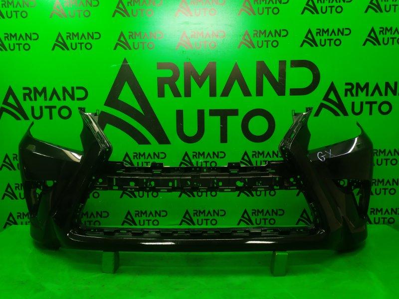 Бампер Lexus Gx 2 РЕСТАЙЛИНГ 2013 (б/у)