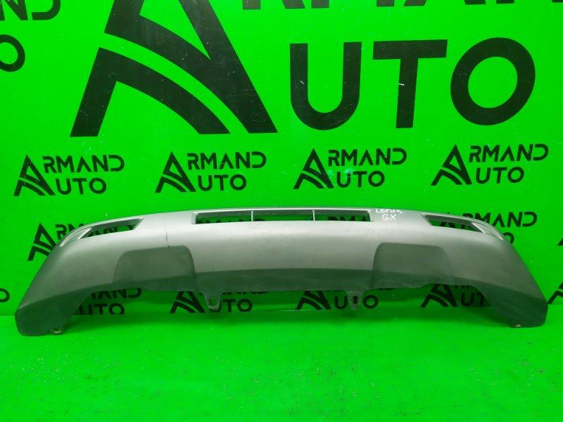 Юбка бампера Lexus Gx 2 РЕСТАЙЛИНГ 2013 передняя (б/у)