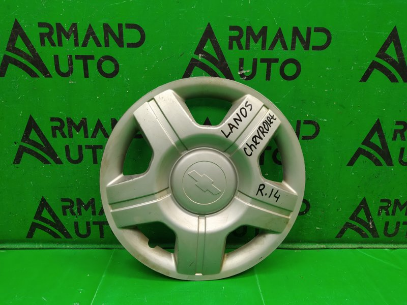 Колпак колесный r14 Chevrolet Lanos 2002 (б/у)