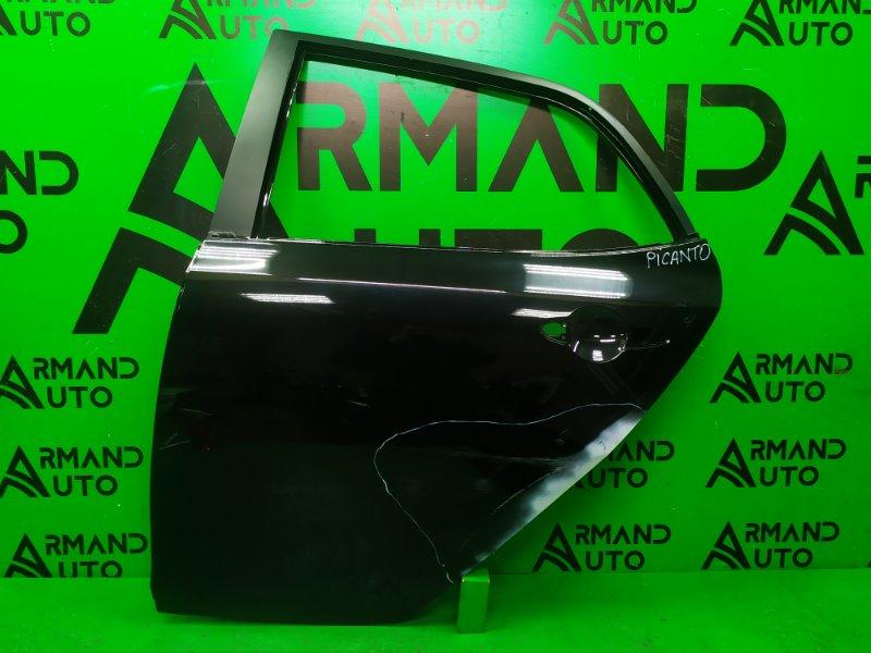 Дверь Kia Picanto 3 2017 задняя левая (б/у)
