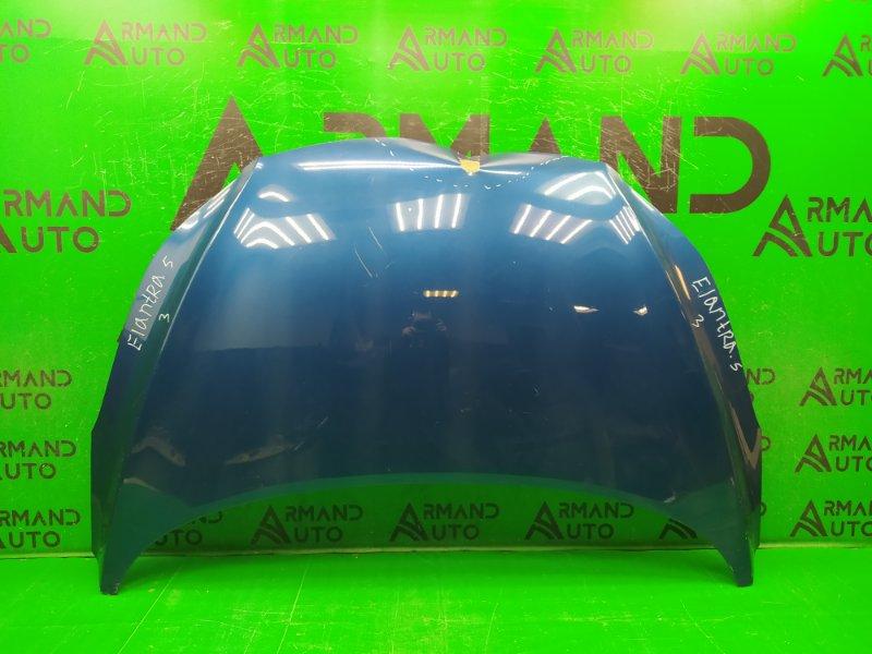Капот Hyundai Elantra 5 2010 (б/у)