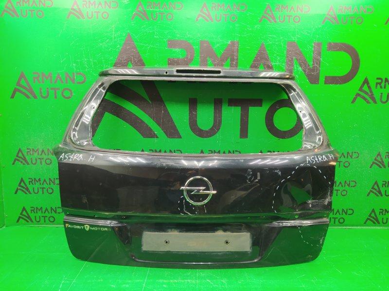 Дверь багажника Opel Astra H 2004 (б/у)