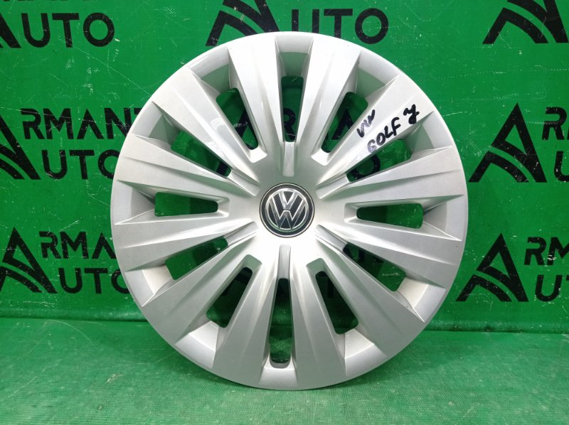 Колпак колесный r15 Volkswagen Golf 7 2012 (б/у)