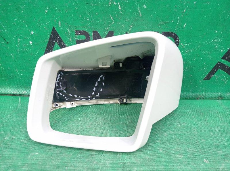 Крышка зеркала Mercedes Ml Gl W166 X166 2011 левая (б/у)
