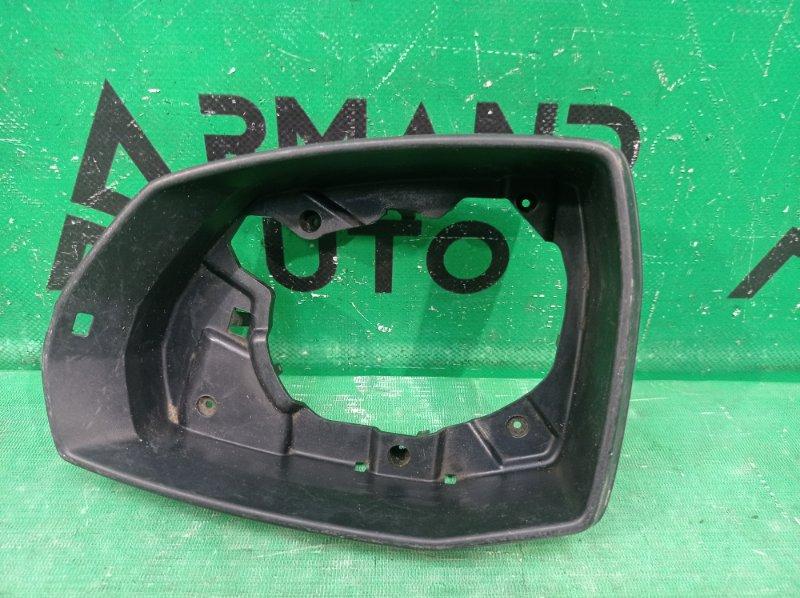 Рамка зеркала Audi Q7 4M 2015 левая (б/у)