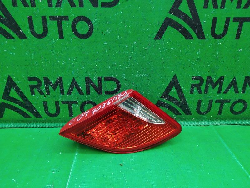 Фонарь внутренний Peugeot 408 2012 правый (б/у)