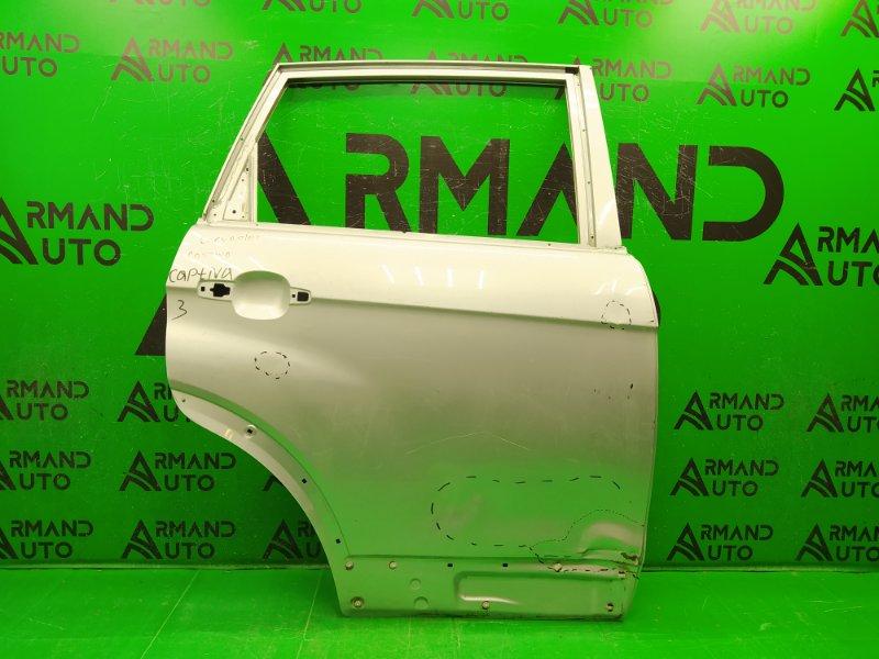 Дверь Chevrolet Captiva 1 2006 задняя правая (б/у)