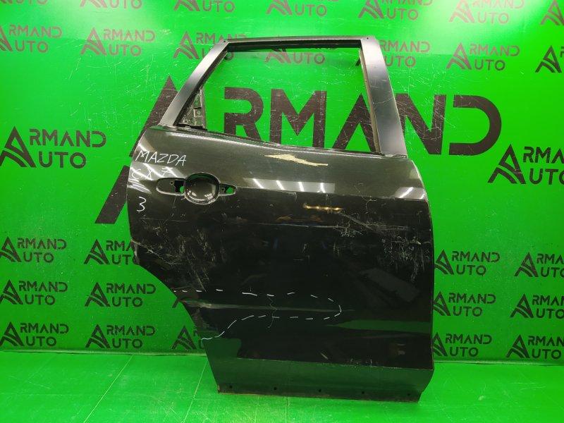 Дверь Mazda Cx-7 Cx7 1 2006 задняя правая (б/у)