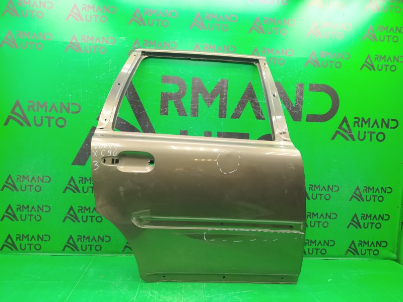 Дверь Volvo Xc90 1 2002 задняя правая (б/у)