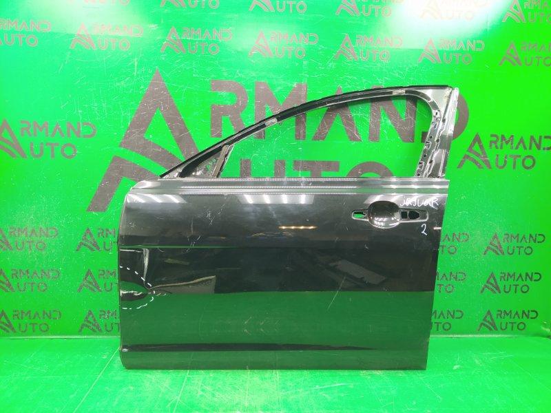 Дверь Jaguar Xf 2 2015 передняя левая (б/у)