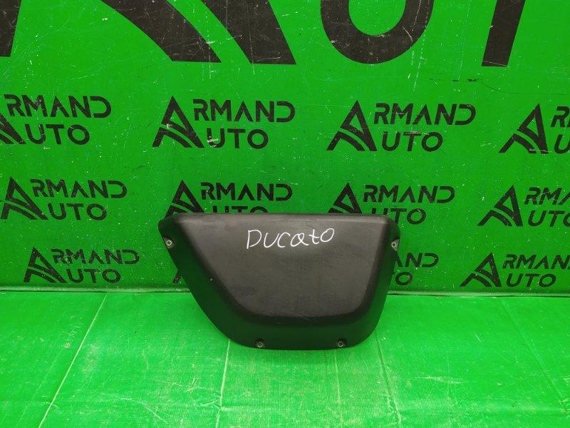 Обшивка двери Fiat Ducato 2 2006 передняя правая (б/у)