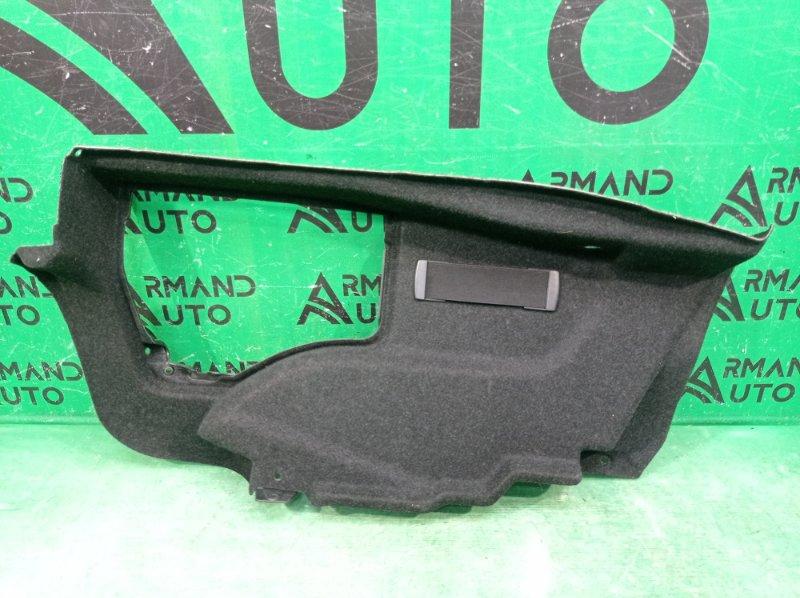 Обшивка багажника Bmw 4 F32 2013 (б/у)