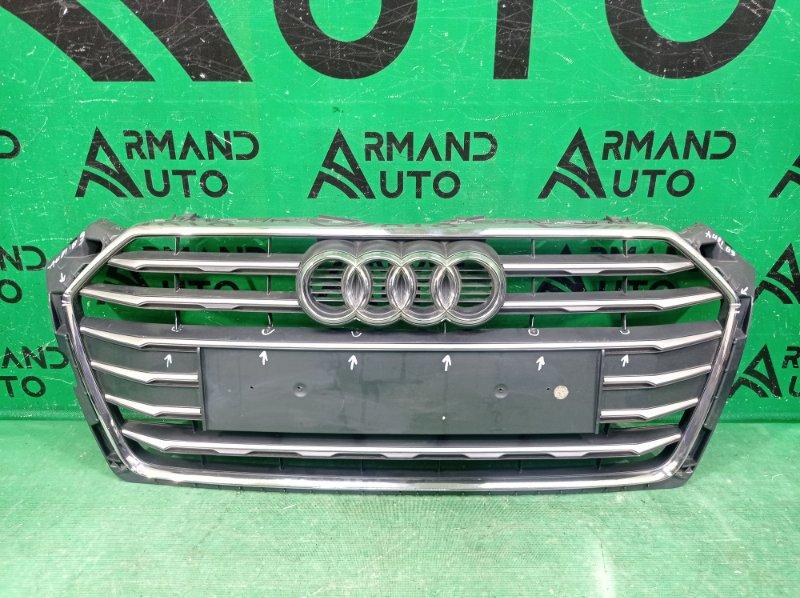Решетка радиатора Audi A5 F5 2016 (б/у)