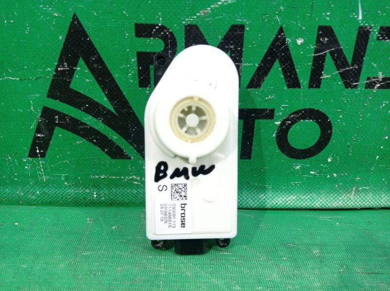 Моторчик заслонки радиатора Bmw 7 G11 G12 2015 (б/у)