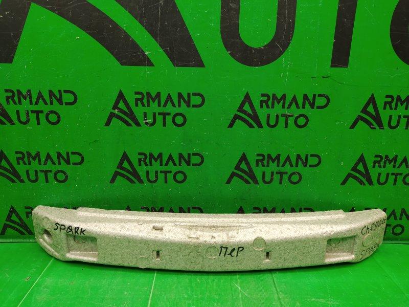 Абсорбер бампера Chevrolet Spark 3 2009 передний (б/у)