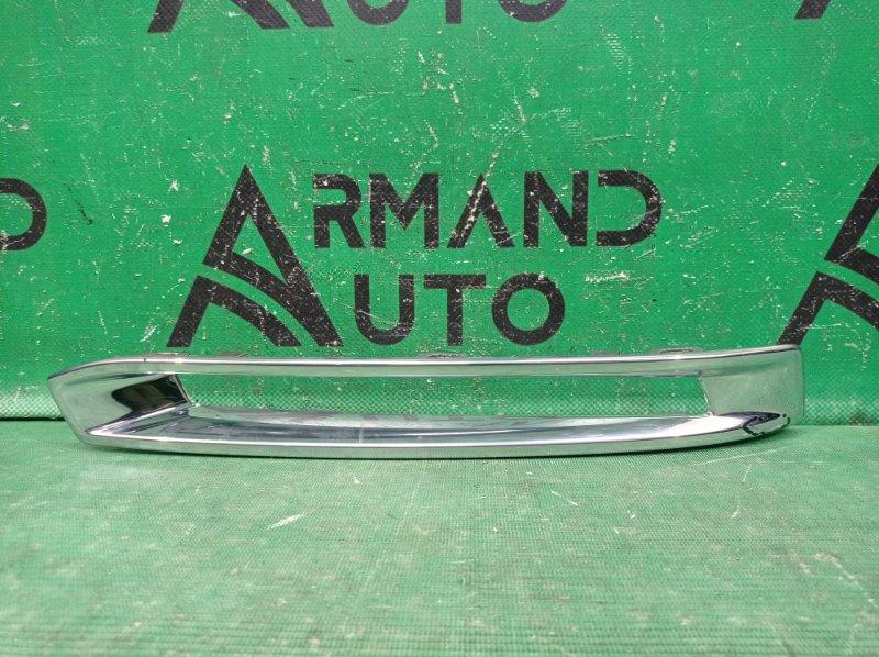 Накладка птф Mercedes Gl X166 2012 левая (б/у)