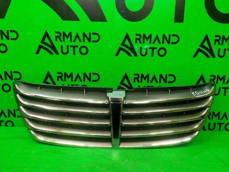 Решетка радиатора Hyundai Equus 2 РЕСТАЙЛИНГ 2013 (б/у)